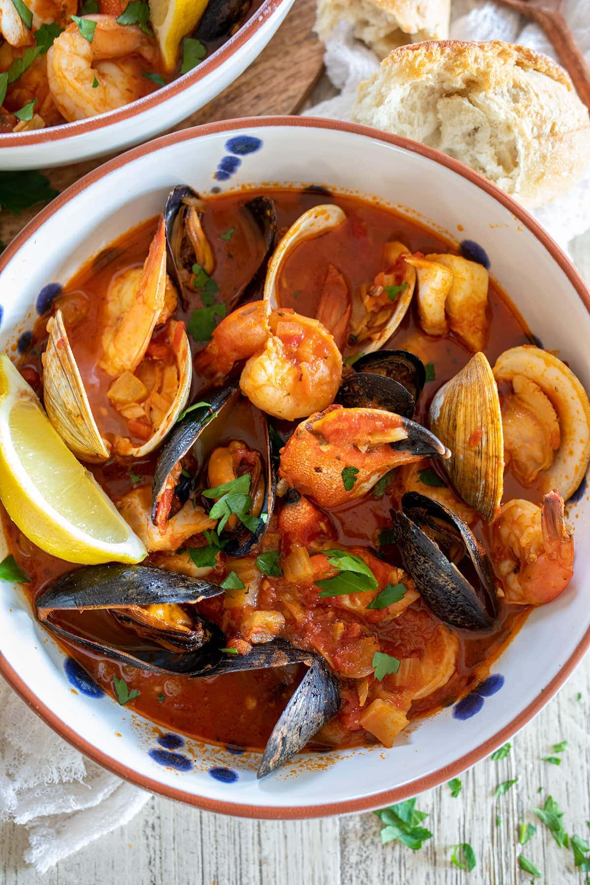 Seafood Cioppino Recipe Freutcake