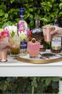 Three drinks you can serve for a Kentucky Derby Party.