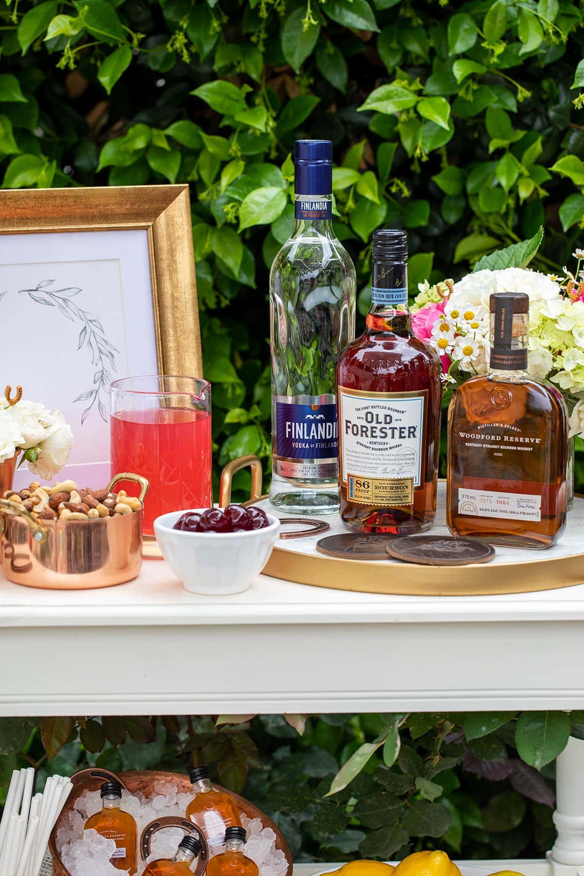 Three classic cocktails you can make at home to celebrate the Kentucky Derby.