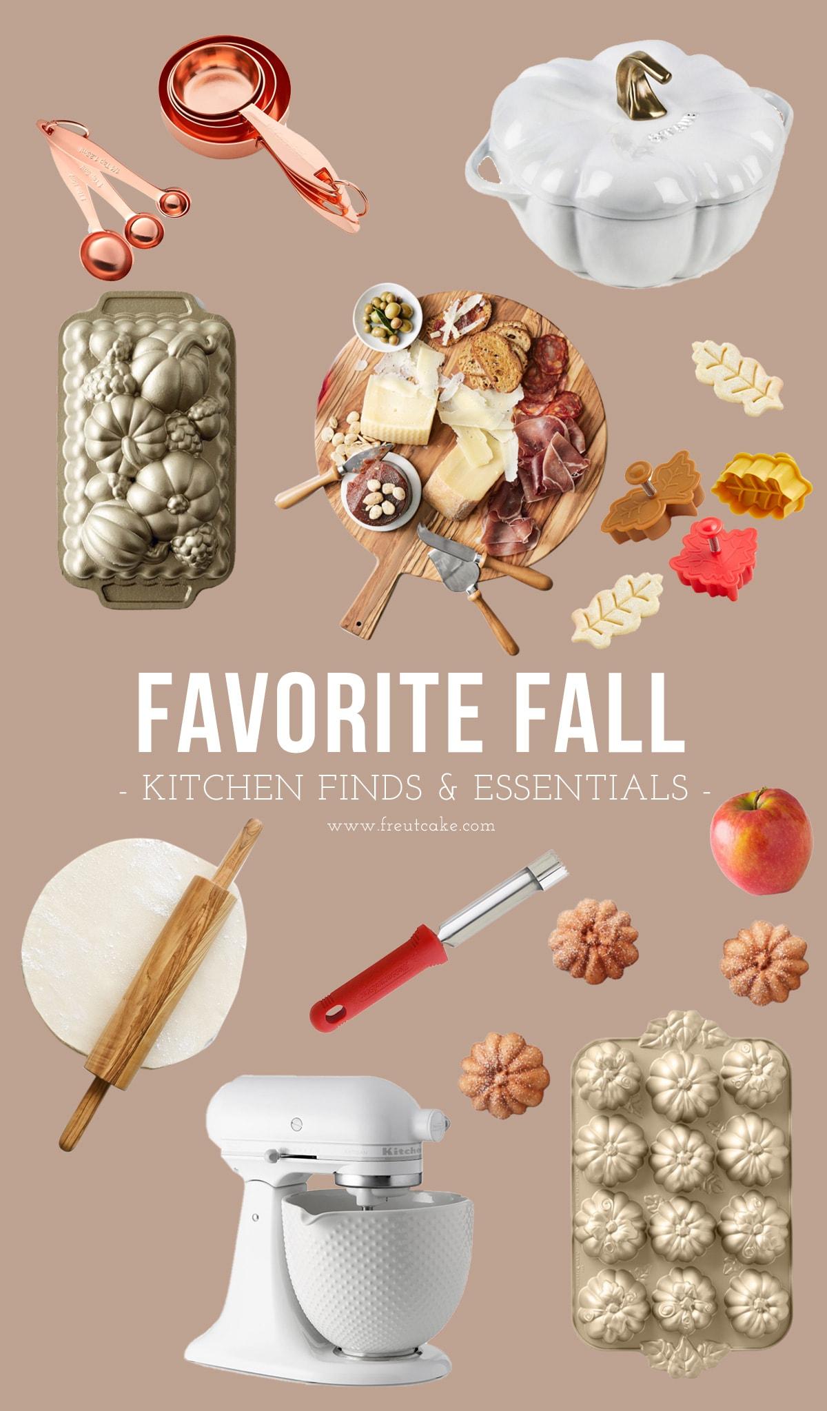 Fall Kitchen Essentials